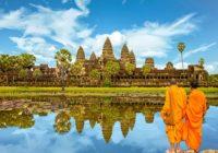 Angkor Wat in 2 gg